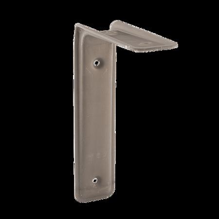 Consola 3F, otel, gri mat, 160 x 105 x 40 mm