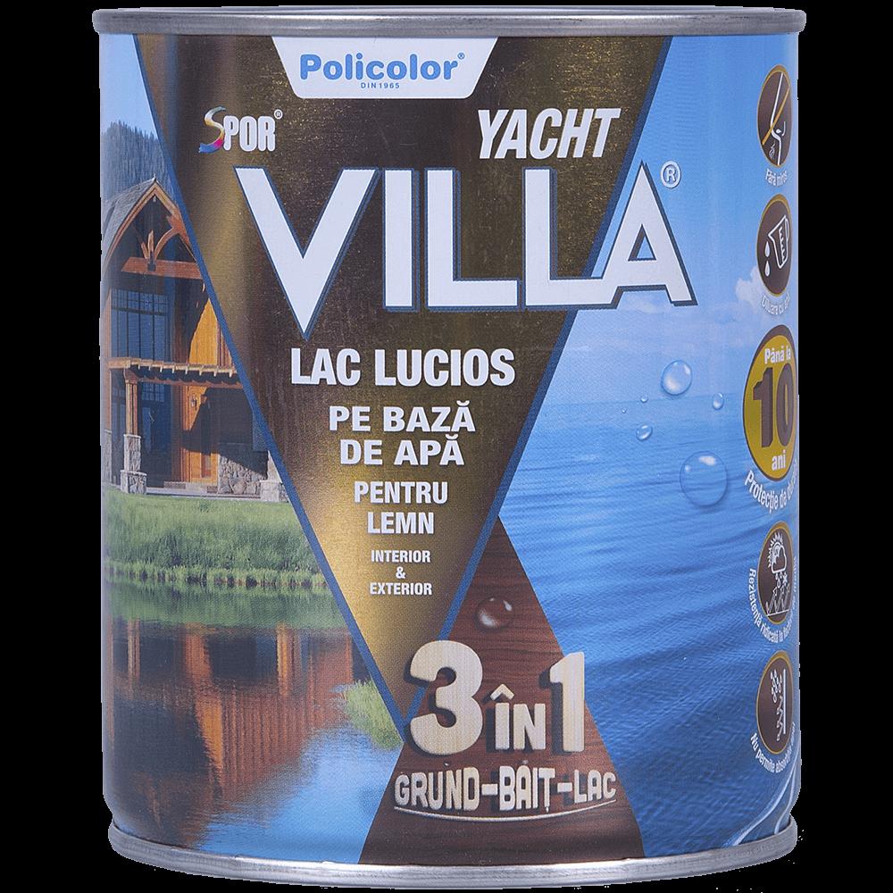 Lac Spor Villa Yacht lucios 3 in 1 stejar 0,75 L mathaus 2021