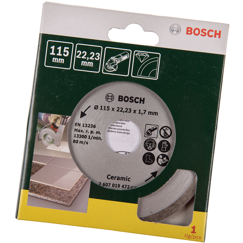 Disc 115 mm Gresie/A