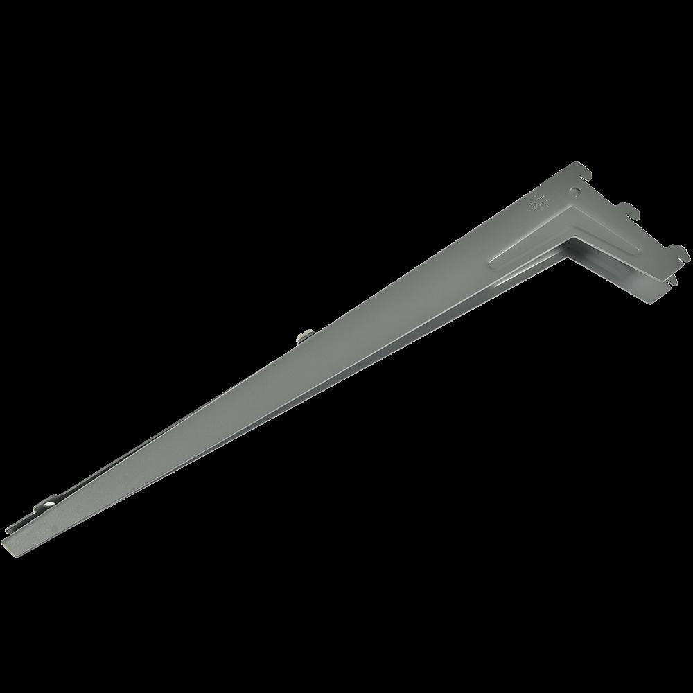 Suport vinclu, metal, gri, L: 480 mm imagine MatHaus.ro