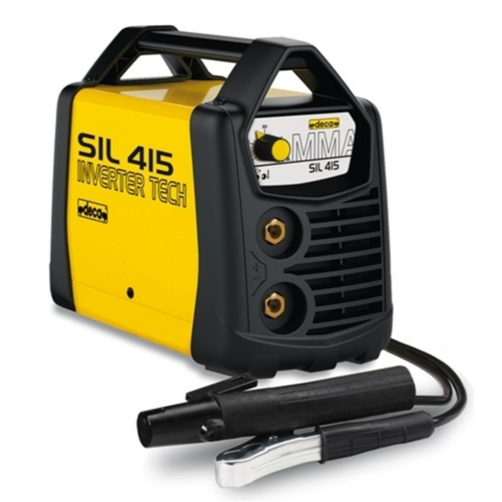 Invertor sudura Deca SIL 415, reglaj curent, ventilatie frontala, 230 V mathaus 2021