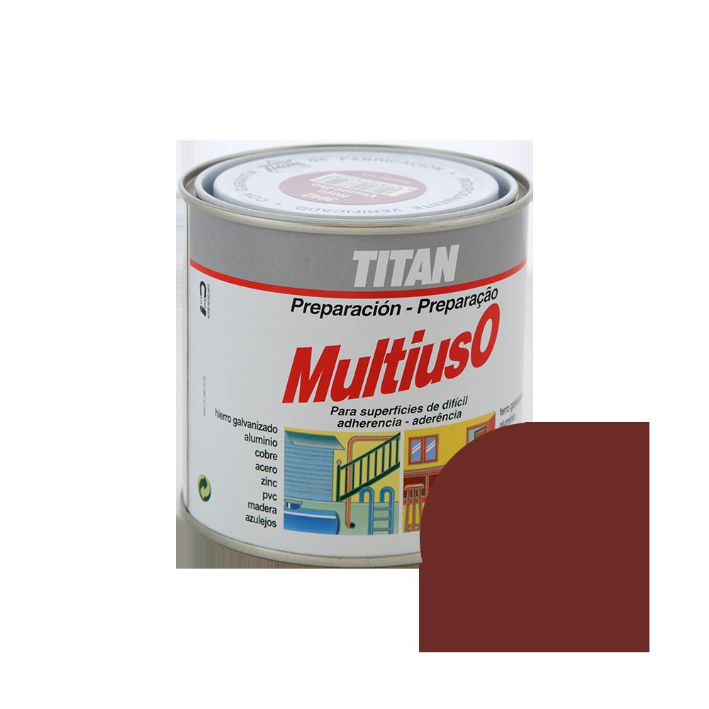 Grund universal Titan, 500 ml, rosu