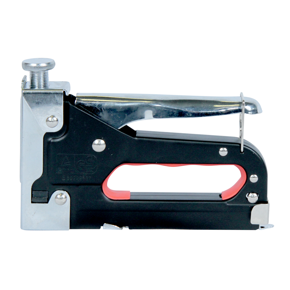 Capsator manual, metalic, pentru tapiterie, Top Tools, capse J 4-14 mm