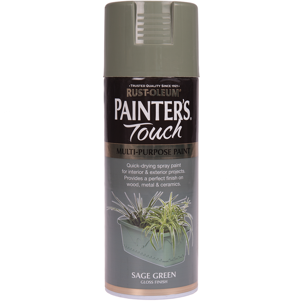 Spray Rust-Oleum Painter`s Touchs, lucios, verde sage, 400 ml mathaus 2021