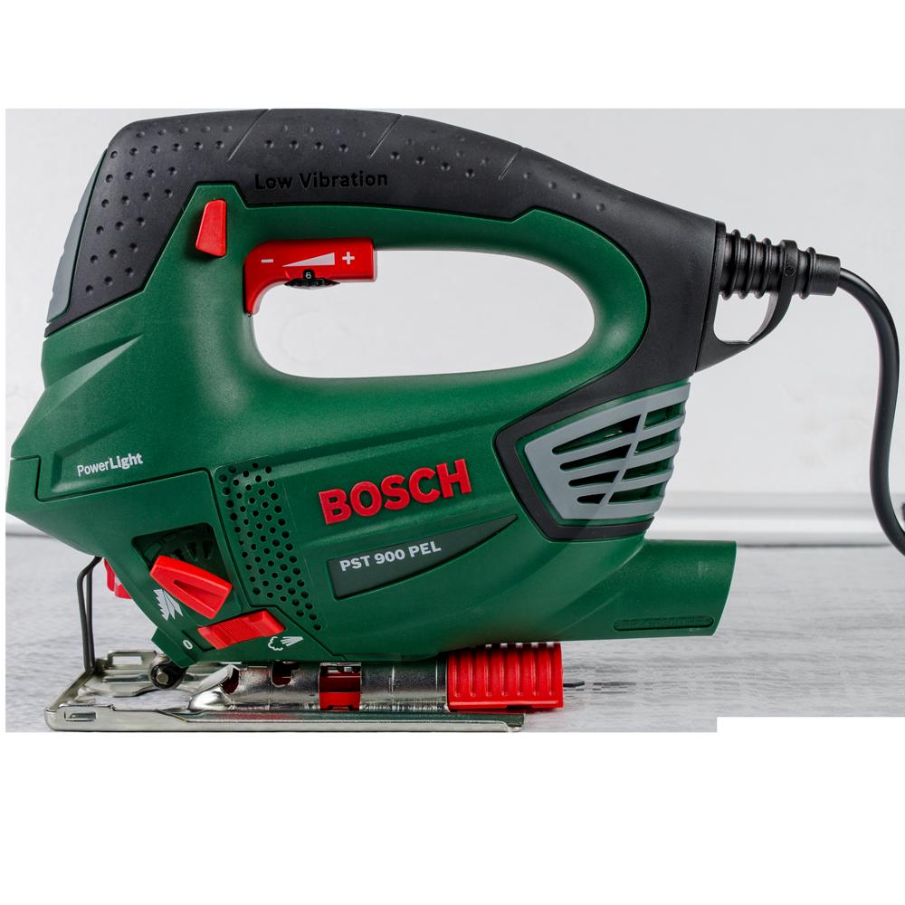 Fierastrau vertical Bosch PST 900 PEL, 500 – 3100 curse/min, 620 W