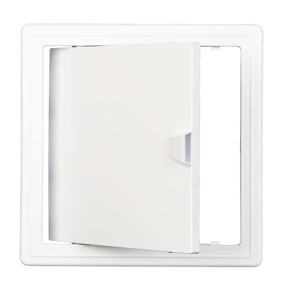 Usita vizitare, TE-MA, plastic, alb, 30x30 cm mathaus 2021