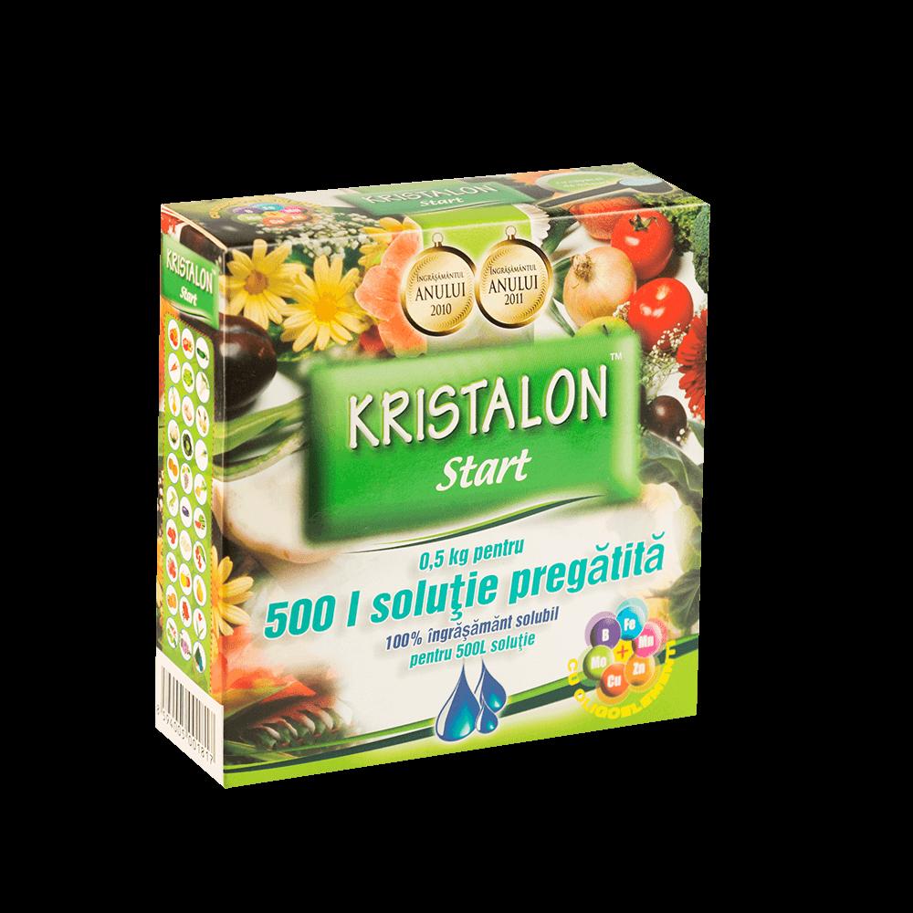 Ingrasamant Kristalon Start, pentru plante si pomi fructiferi, 0,5Kg