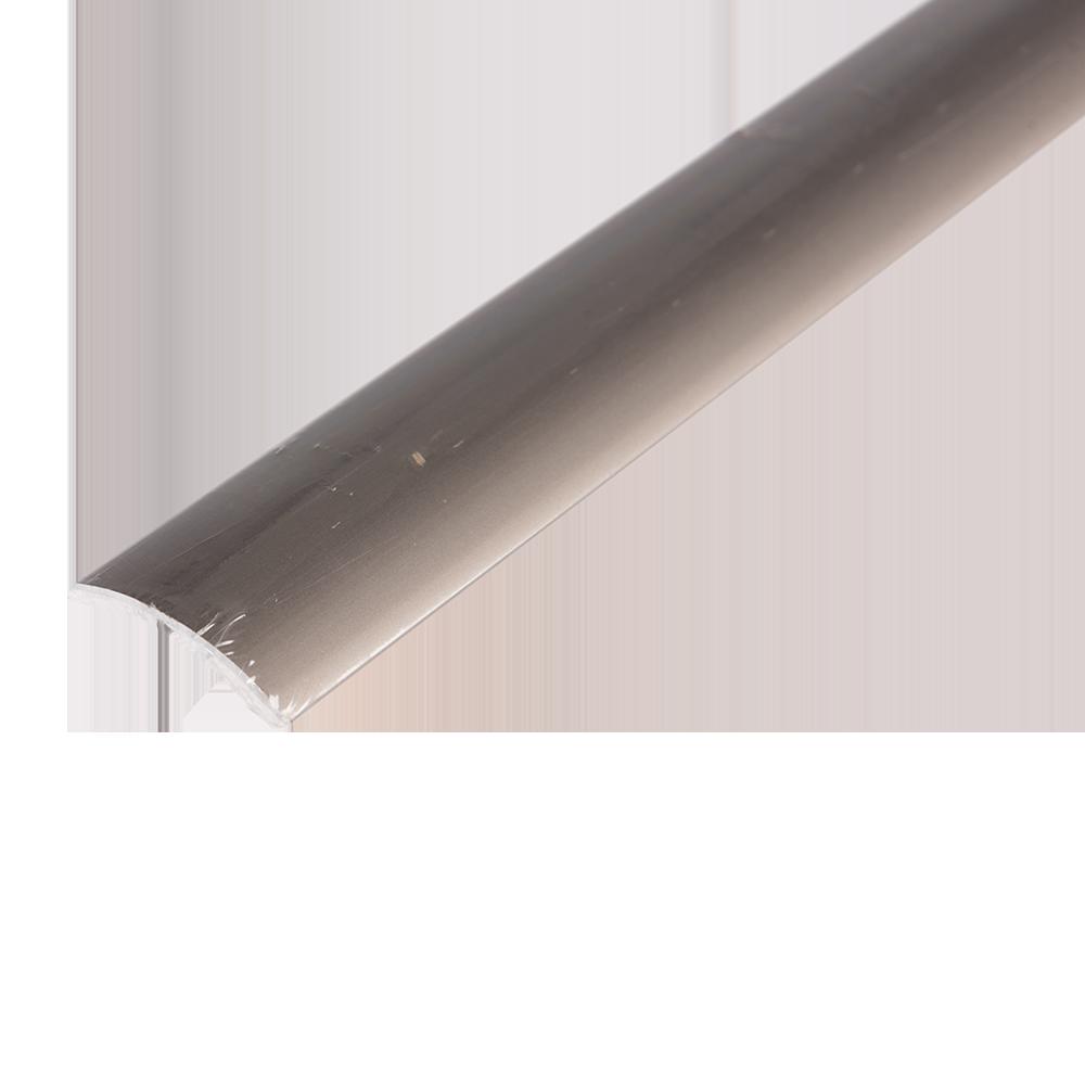 Profil de dilatatie din aluminiu SM1 Decora titan, 93 cm imagine 2021 mathaus