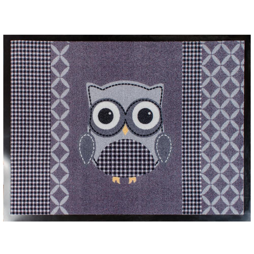Stergator Owl 70 gri 60 x 80 cm mathaus 2021