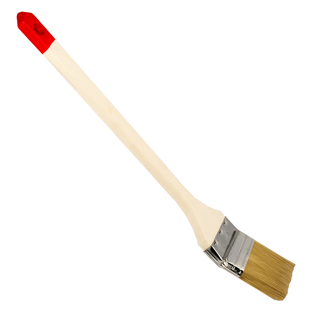 "Pensula pentru calorifer seria 71, latime 2,5"", fir natural imagine 2021 mathaus"