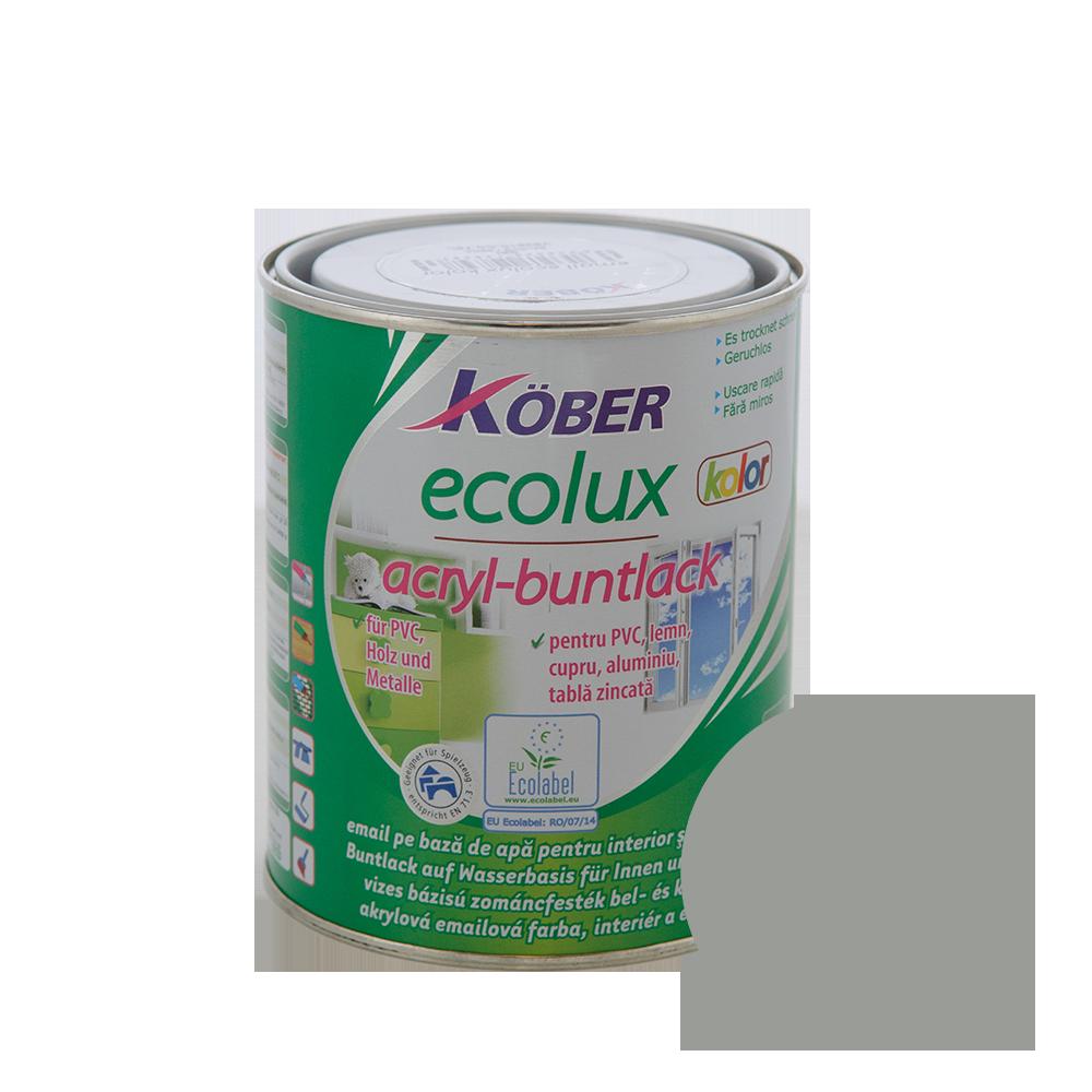 Email Ecolux Kolor gri 0,75 L imagine MatHaus.ro