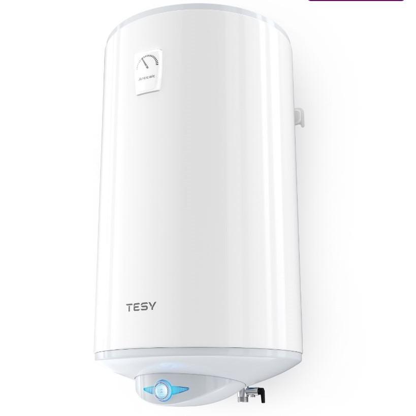Boiler electric Tesy Anticalc, 50 l, 1600 W, alb, diametru 44 cm, inaltime 60,8 cm imagine 2021 mathaus