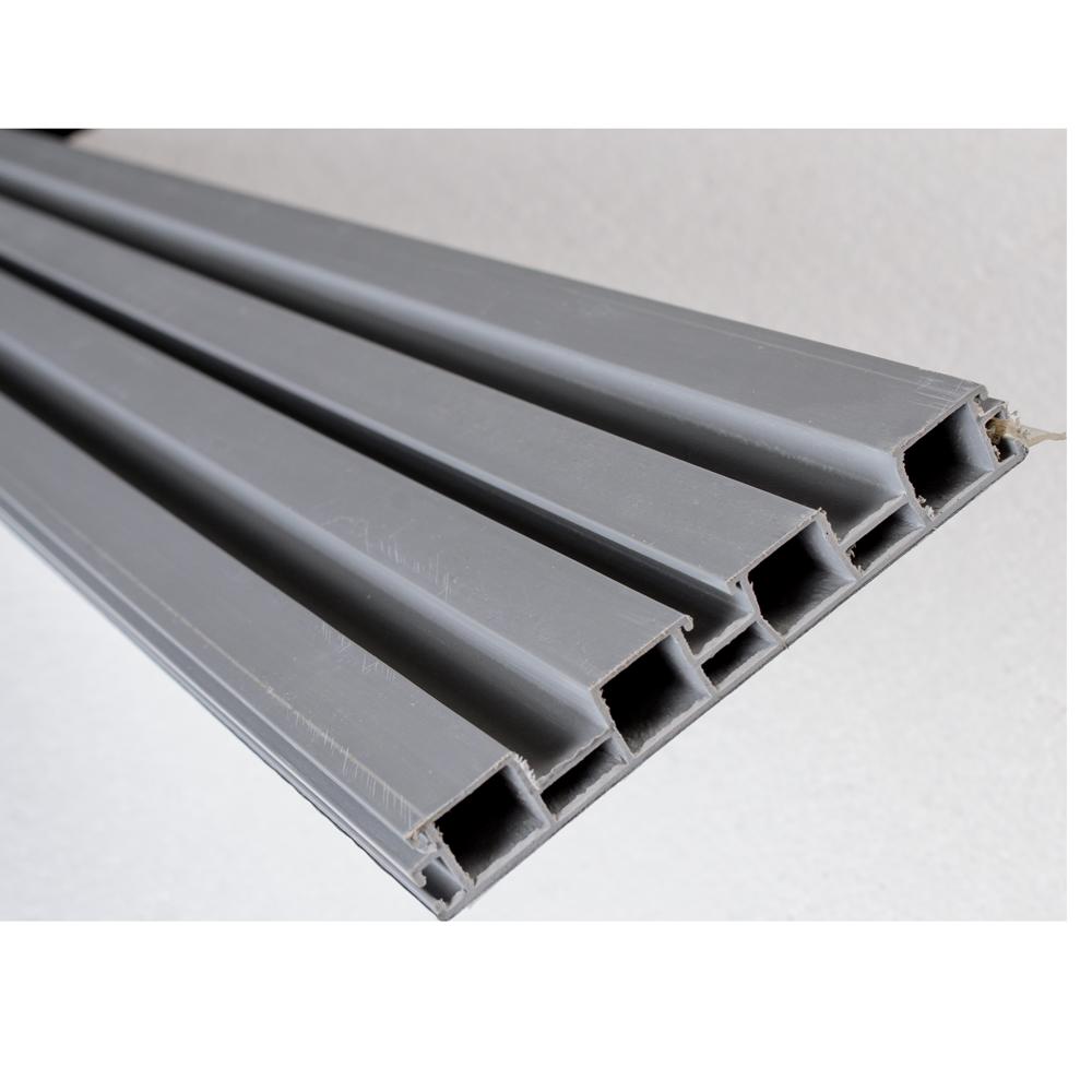 Plinta PVC cu folie aluminiu 100 mm