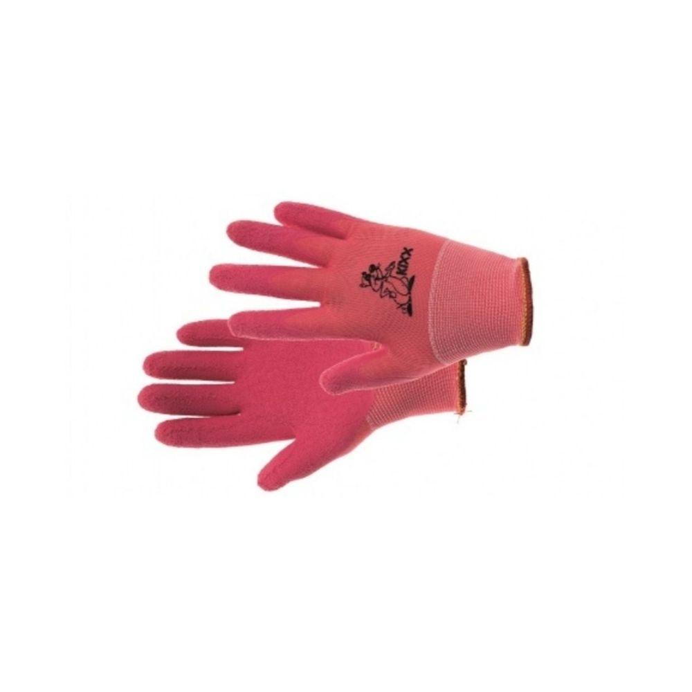 Manusi de protectie Lollipop, marimea 5, roz