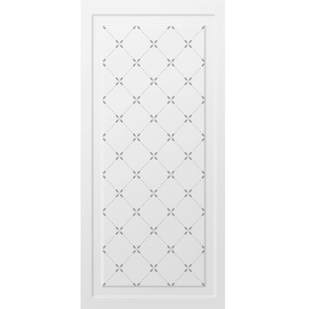 Faianta Dual Gres London Door, gri deschis, aspect floral discret, lucioasa, 30 x 60 cm mathaus 2021