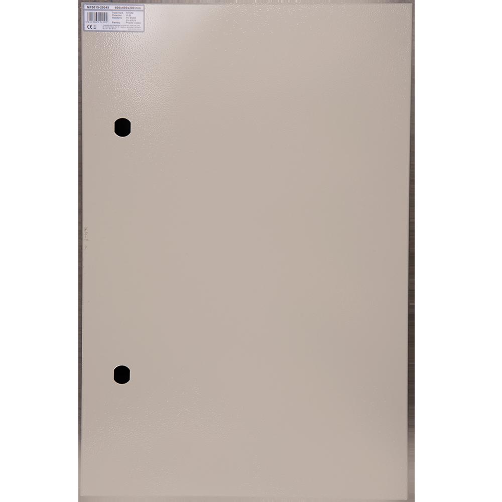 Dulap metalic TMP-TPK 600 x 400 x 200+contrapanou imagine MatHaus.ro