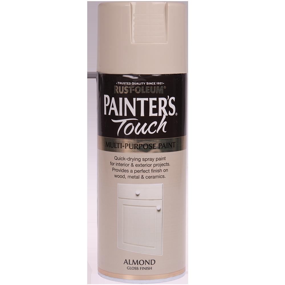 Spray Rust-Oleum Painter`s Touchs, lucios, migdala, 400 ml imagine MatHaus