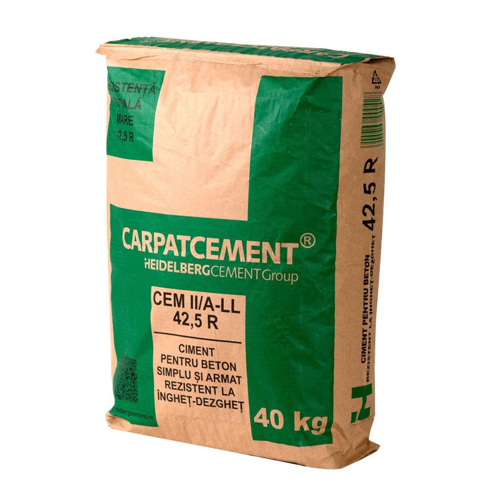 Ciment Carpatcement CEM II/A-LL 42,5R, 40 kg mathaus 2021