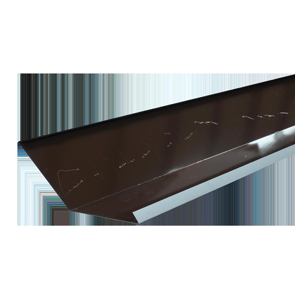 Dolie mica Durako, maro RAL 8017, lucios, 2 m mathaus 2021