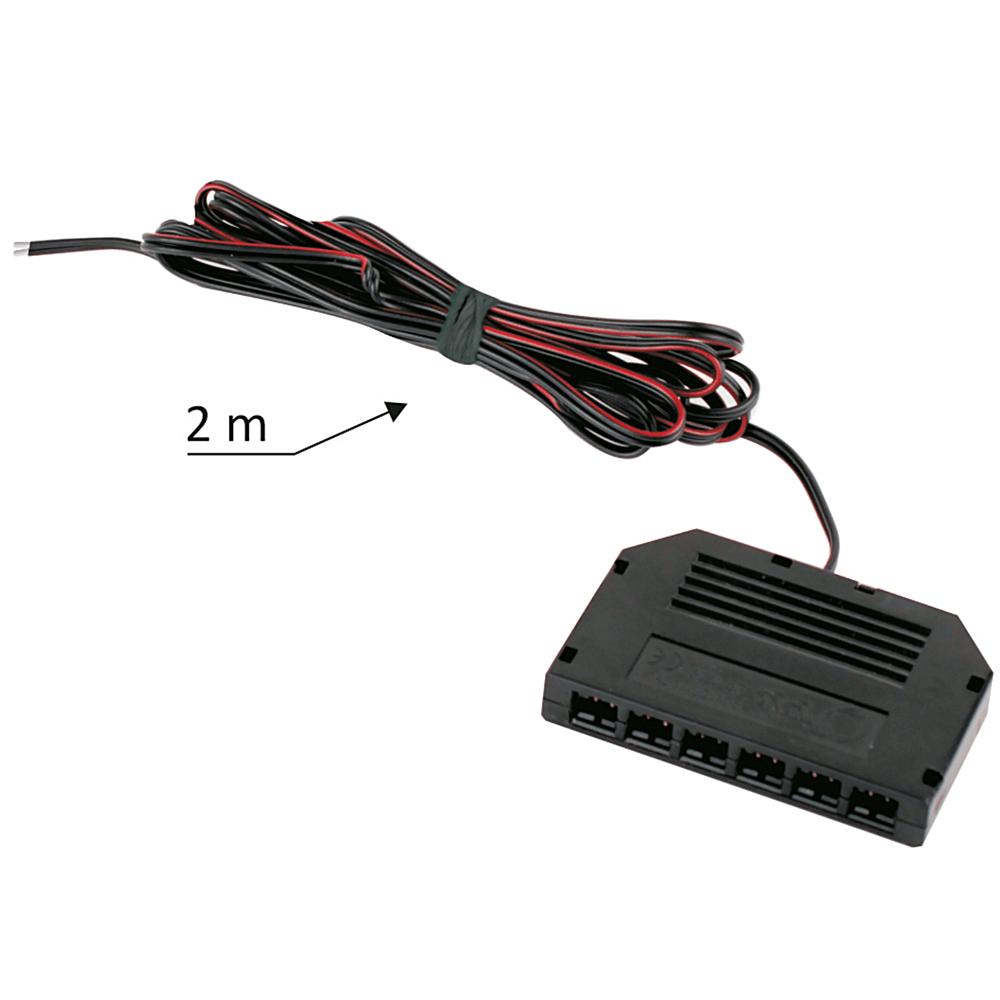 Conector 6 prize cablu, 2 m mathaus 2021