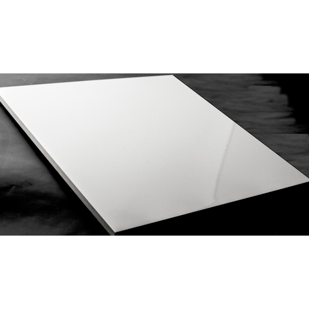 Gresie portelanata interior/exterior Flavour Pearl White, alb, finisaj lucios, 60 x 60 cm mathaus 2021