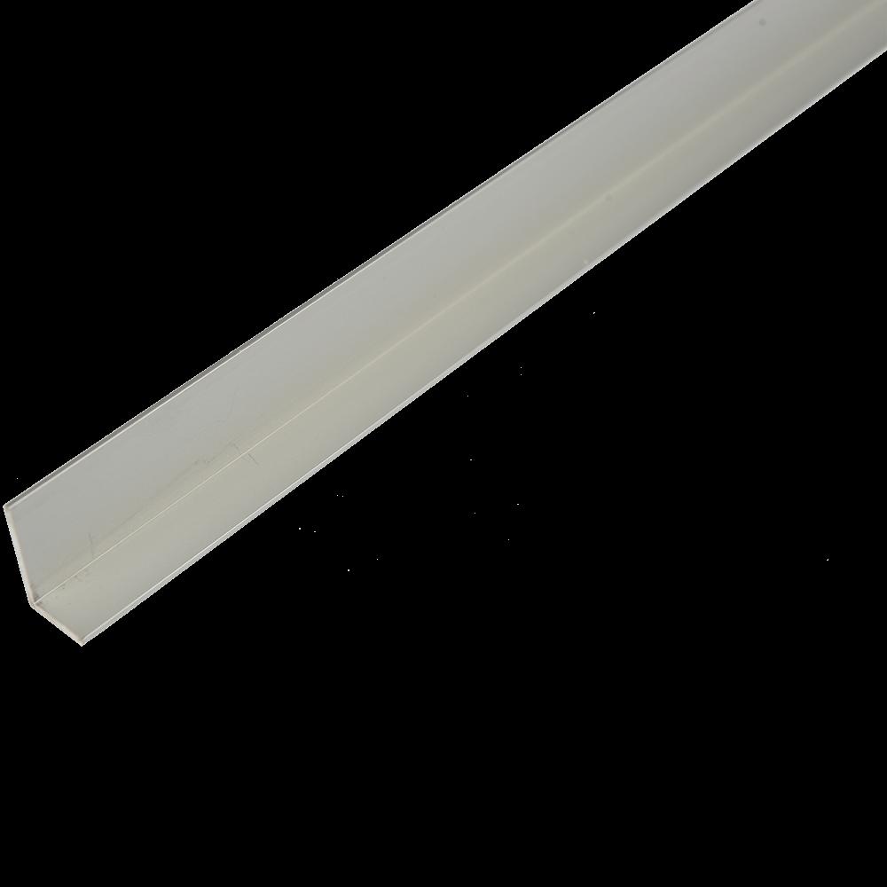 Cornier laturi inegale, aluminiu, 25 x 15 x 1,5 mm, L 1 m imagine 2021 mathaus