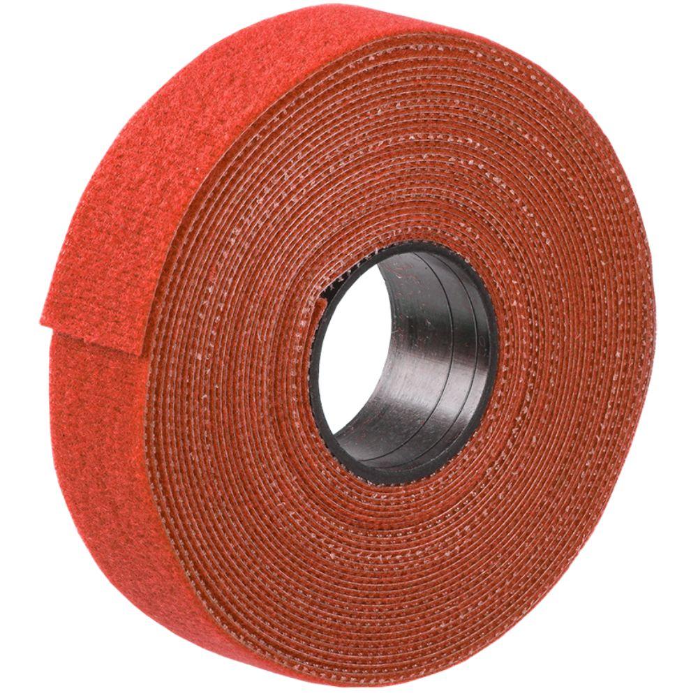 Clema de fixare cabluri reutilizabila IEK Velcro, rosu, 16 mm, 5 m mathaus 2021