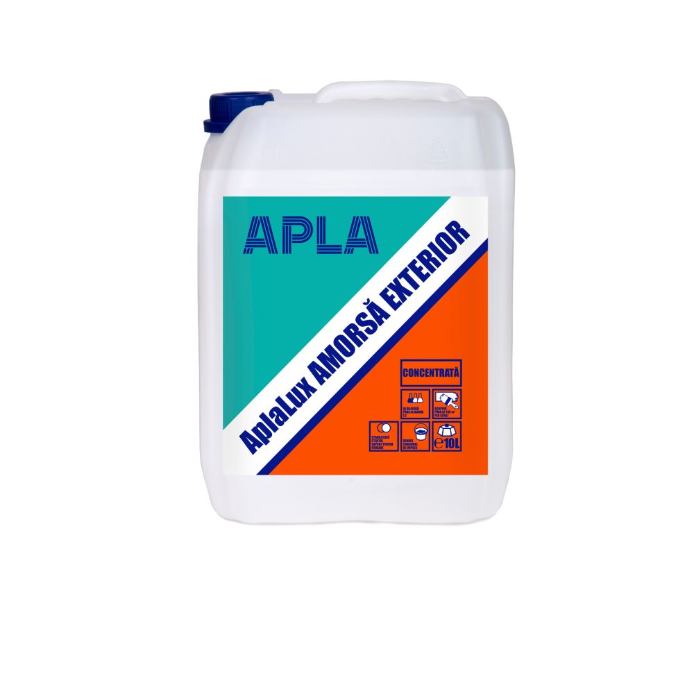 Amorsa pentru exterior AplaLux Primex, concentrata, 10 L