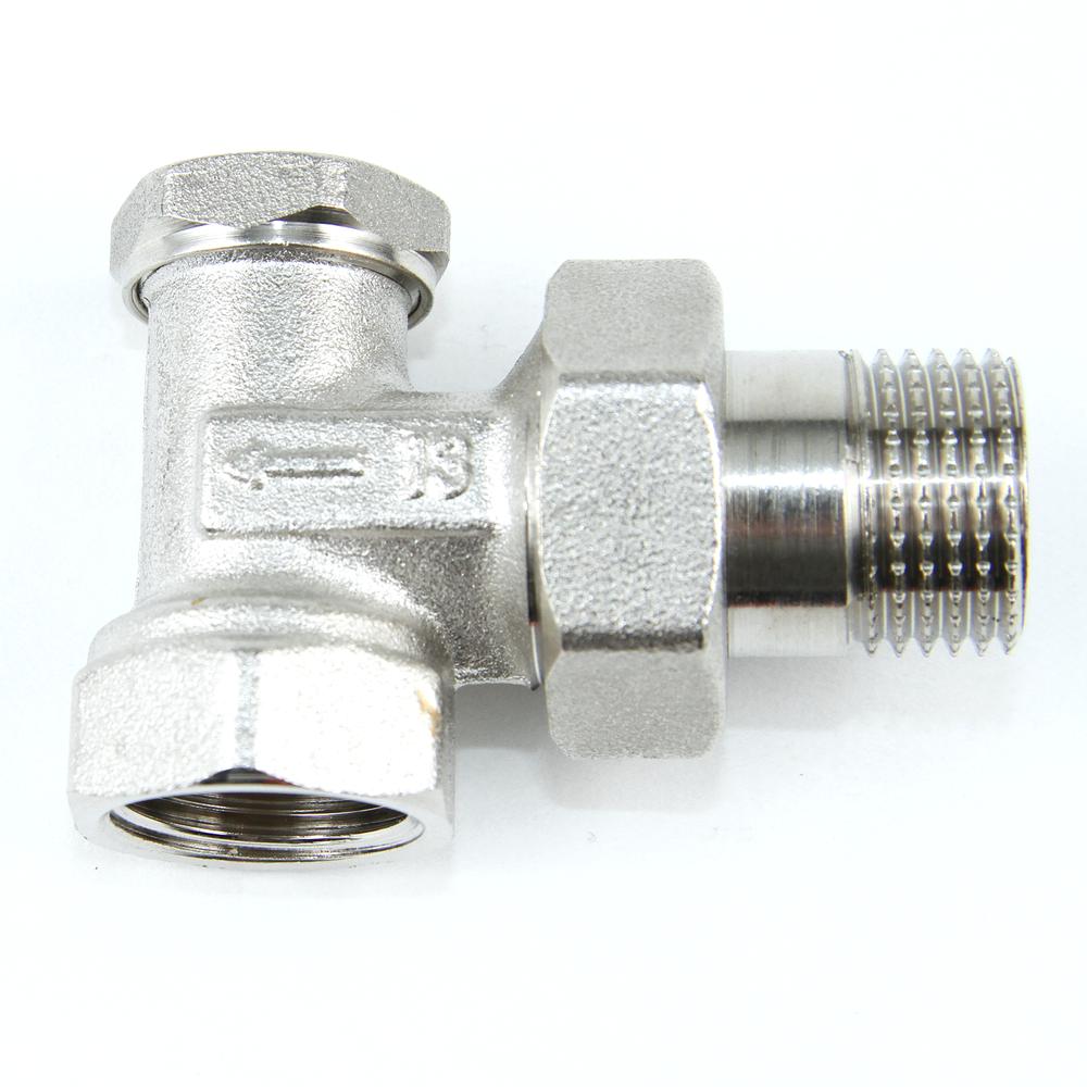 Robinet calorifer retur coltar Ferro ZK2Y, 1/2 inch x 1/2 inch