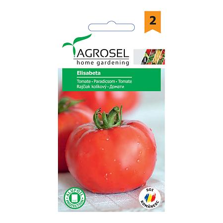 Seminte de tomate, Agrosel Elisabeta