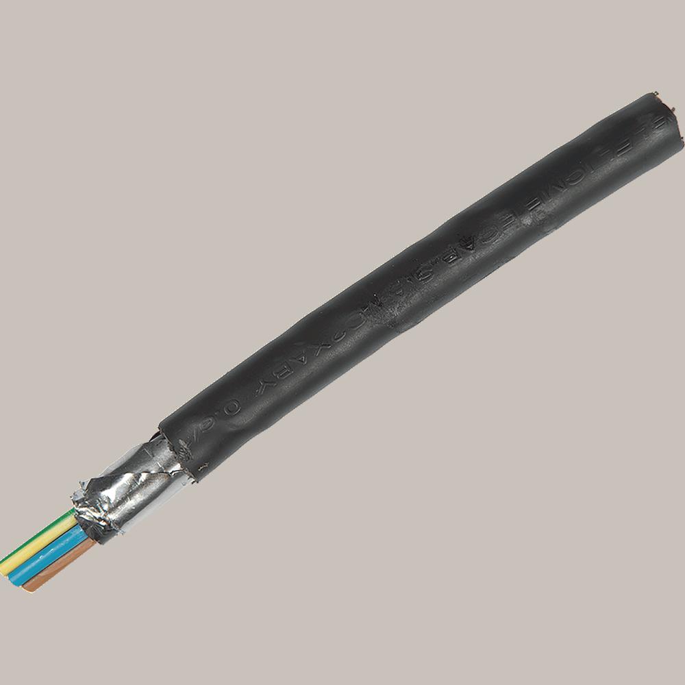 Cablu electric CYABY 5x 4 mm