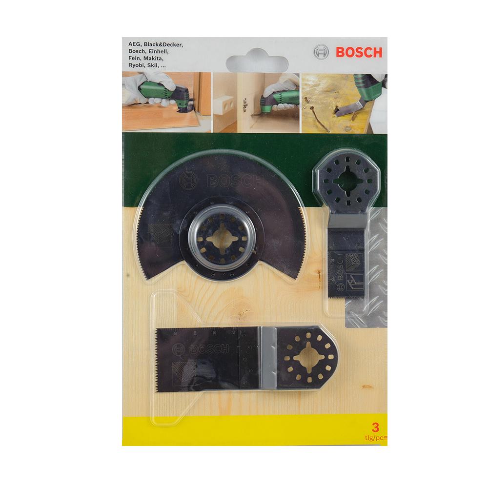 Set 3 Accesorii Bosch Pentru Lemn 2607017323 imagine 2021 mathaus