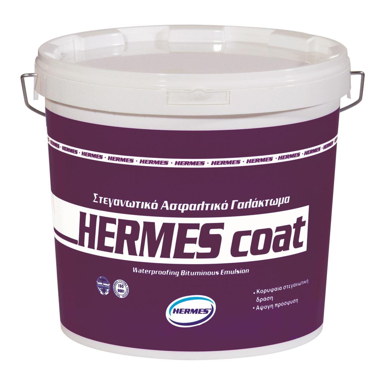 Emulsie Hermes Coat Temad, bituminoasa, 5 kg mathaus 2021