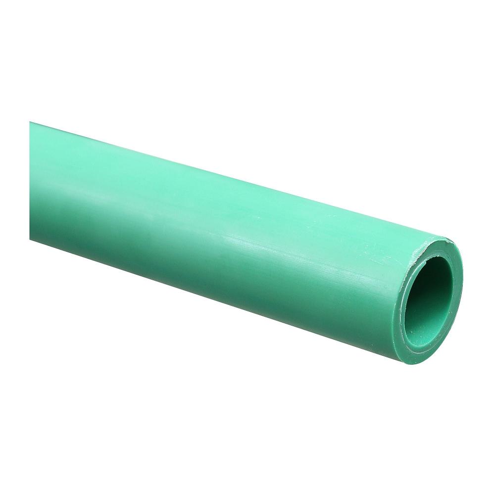 Teava Hausterm cu insertie de aluminiu la mijloc, polipropilena, verde, Pn 20, 4 m x 20 mm
