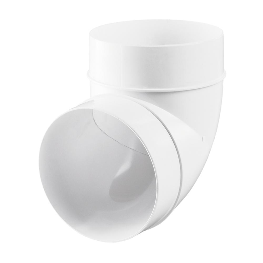 Conector T pentru tubulatura sisteme ventilatie, diametru 100 mm