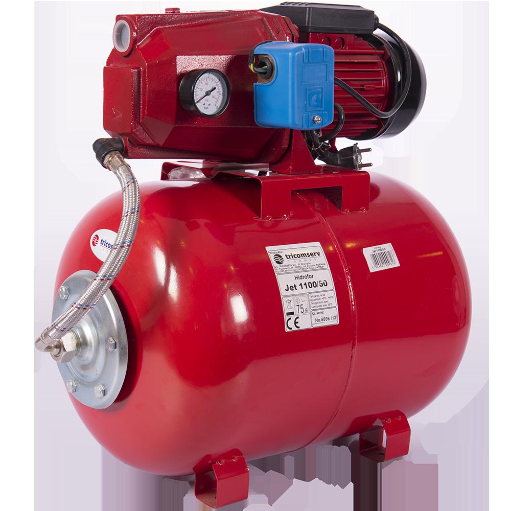 Hidrofor Economy JETD 110/50, 1100 W, 24 m, 50 l, 3 mc/h