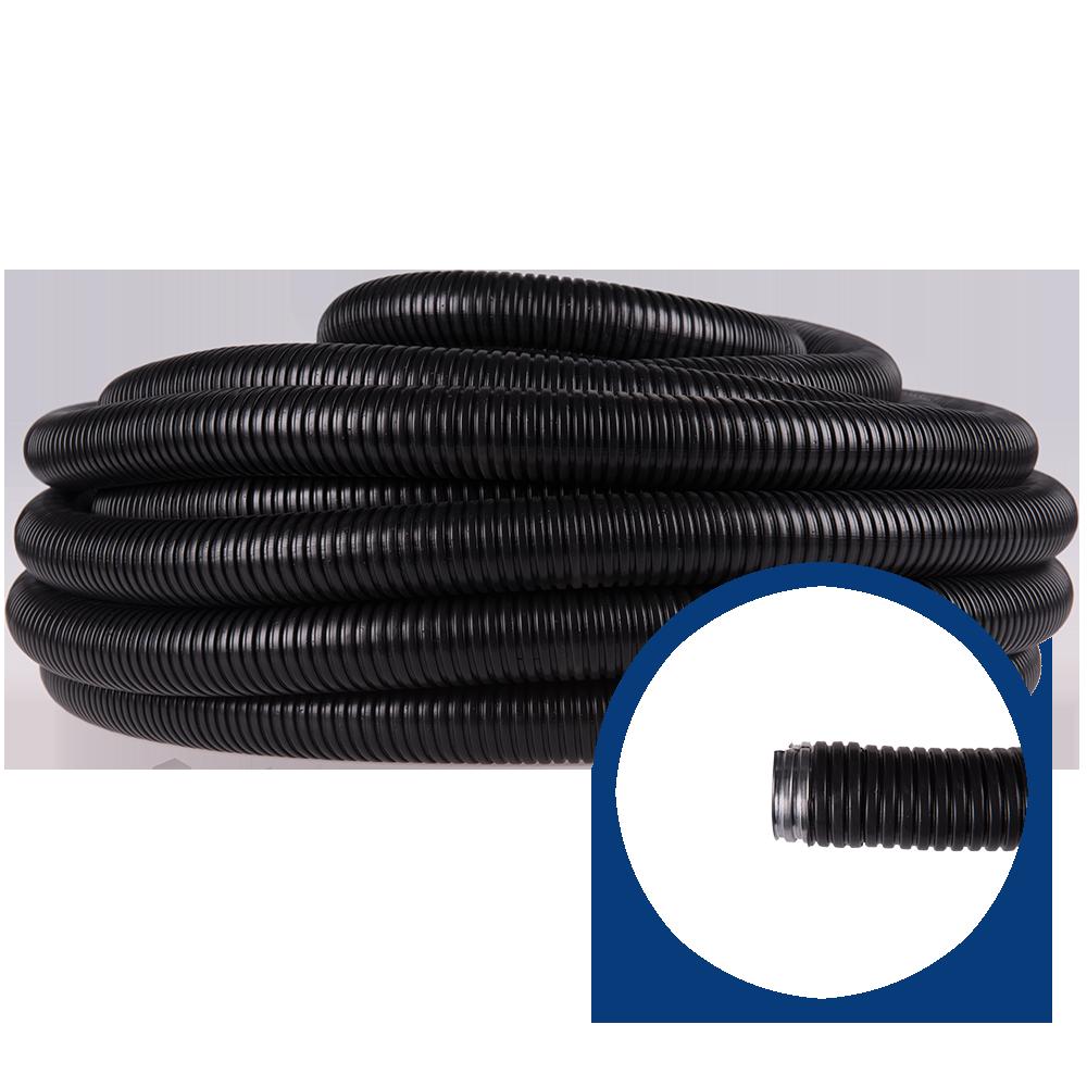 Copex metalic spiralat cu izolatie de plastic D37 mathaus 2021