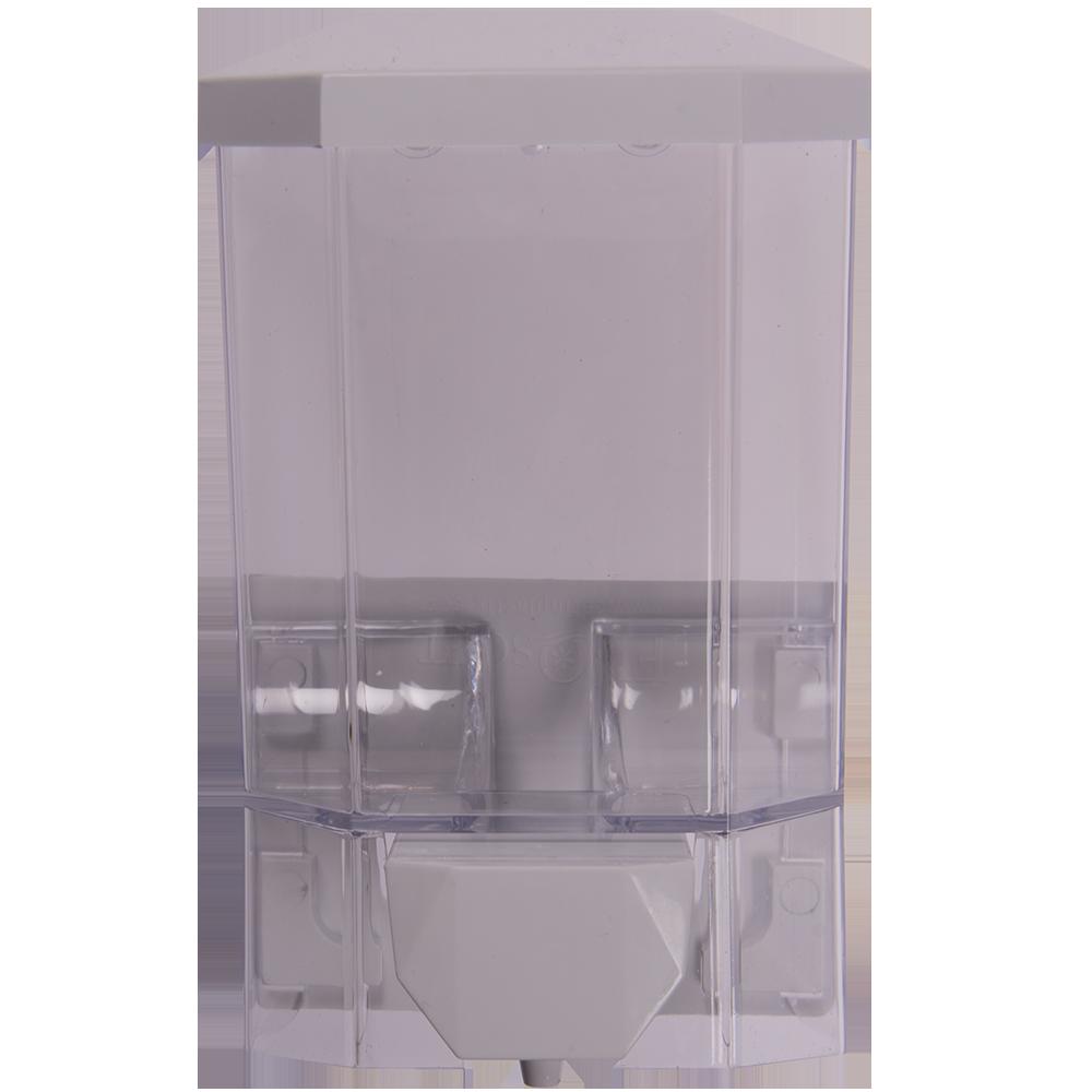 Dozator transparent sapun lichid 500 ml