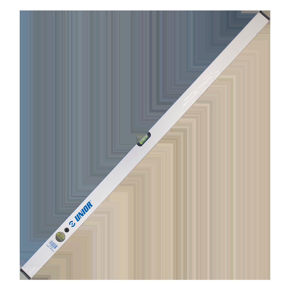 Nivela Unior, aluminiu, lungime 1200 mm, bule rezistente la soc mathaus 2021