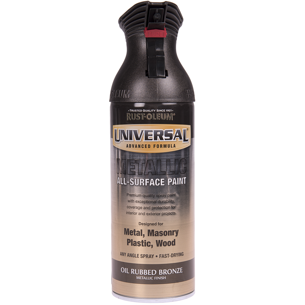 Spray Universal all-surface metal oil rubbed bronze 400 ml imagine MatHaus.ro