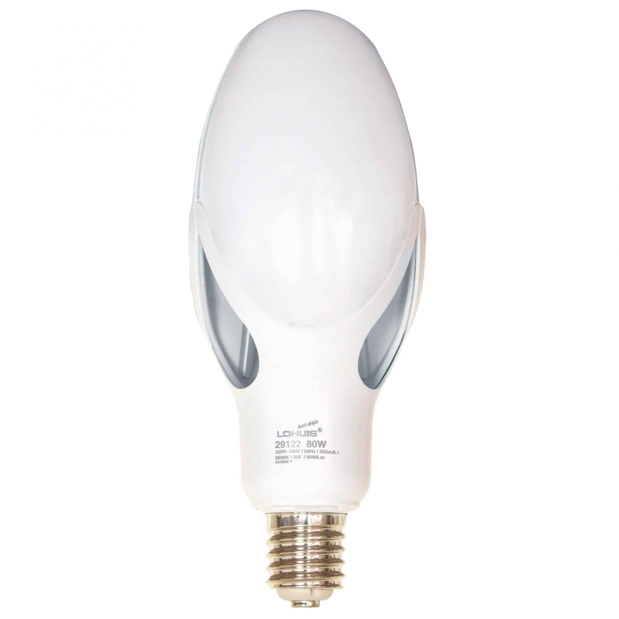 BEC LED FLOWER 80W E40 6500K LOHUIS mathaus 2021