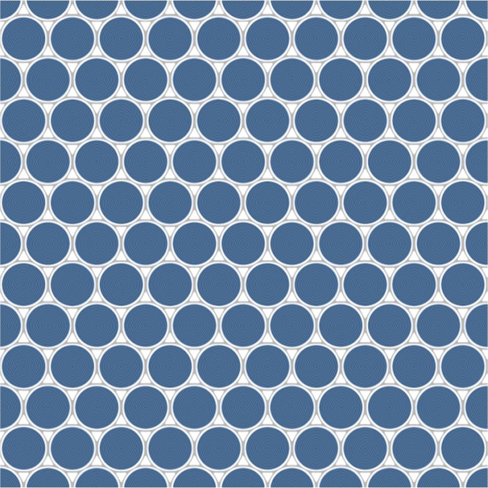 Gresie portelanata Blaze 2P, Blue Color, 40 x 40 cm mathaus 2021