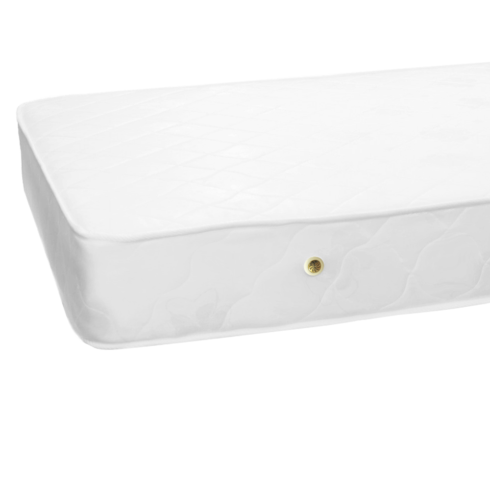 Saltea pat ortopedica Nico Socub Premium, arcuri + spuma poliuretanica, 140 x 200 x 20 cm