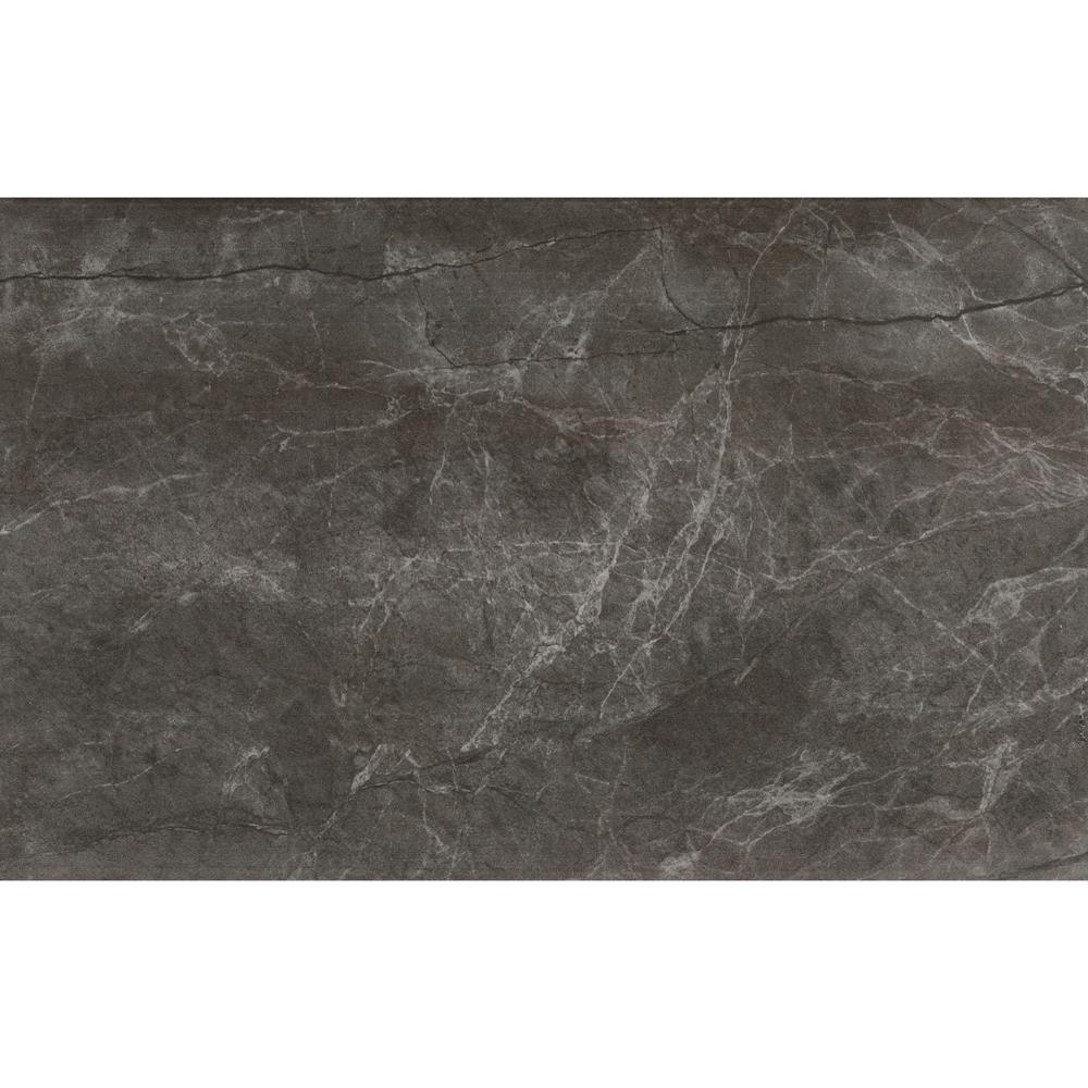 Faianta interior RAK Ceramics Mandarin Dark Grey, gri inchis, aspect marmura, lucioasa, 25 x 40 cm imagine 2021 mathaus