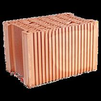 Caramida Porotherm 25 N+F 375 x 250 x 238 mm