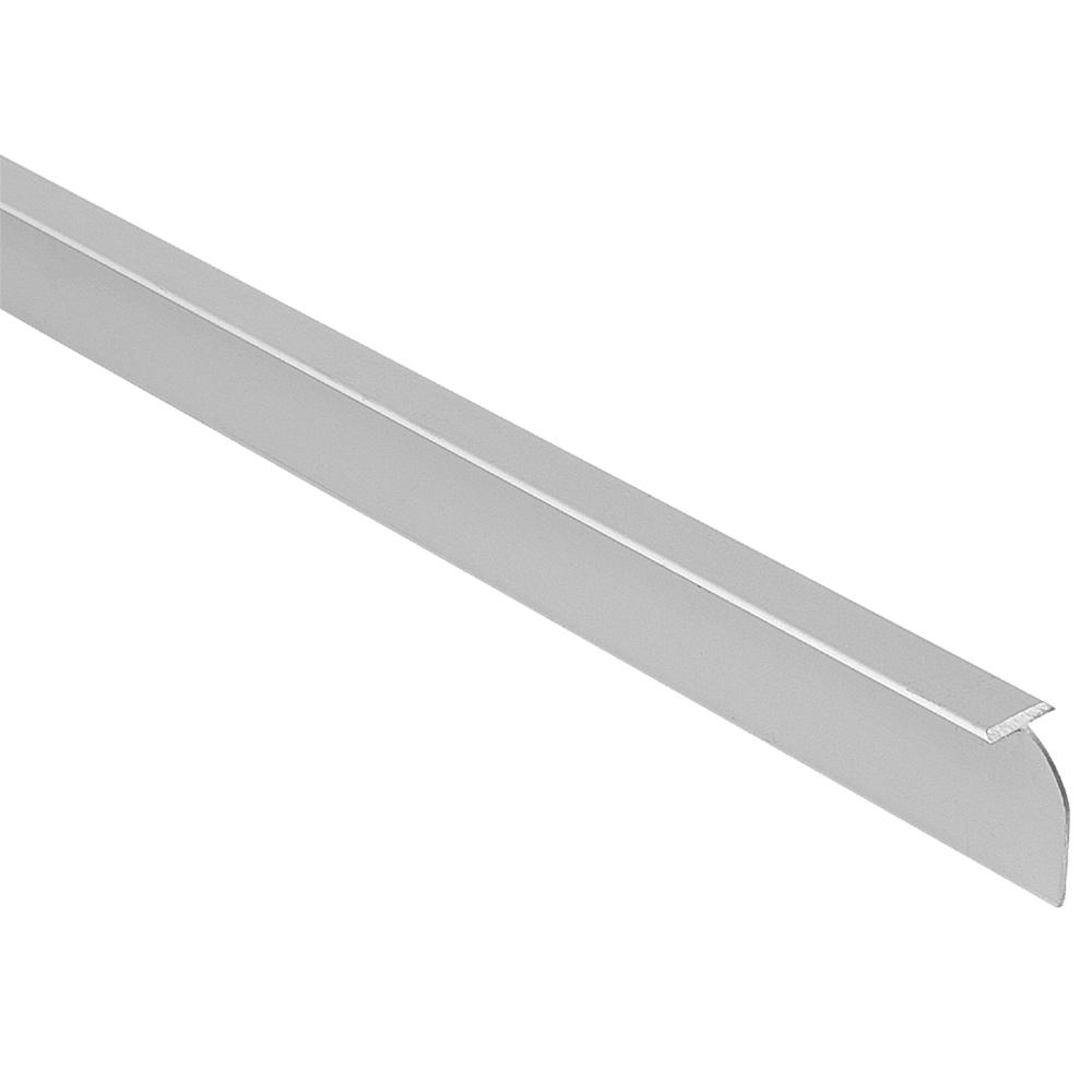 Imbinare T pentru blaturi bucatarie, aluminiu mat, 600 mm imagine 2021 mathaus