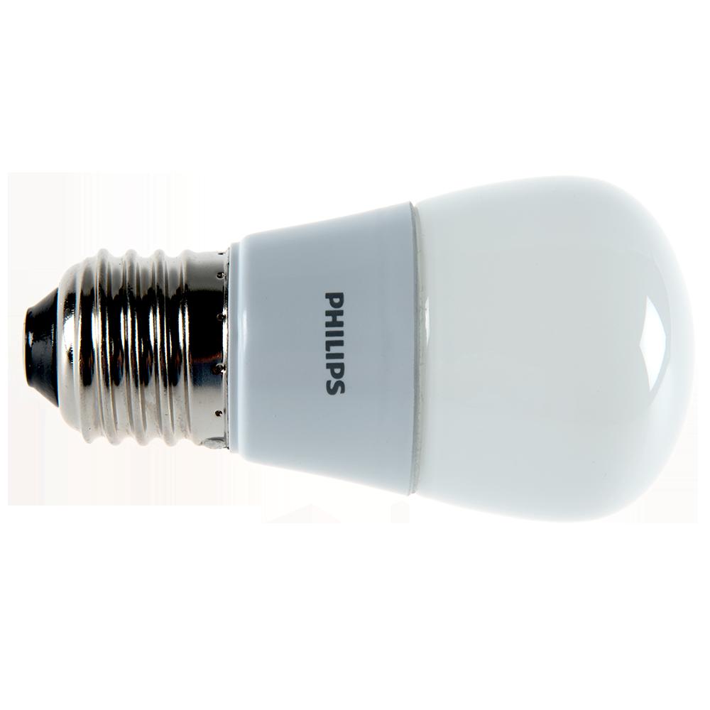 Bec LED Philips E27, P45, 4 W mathaus 2021