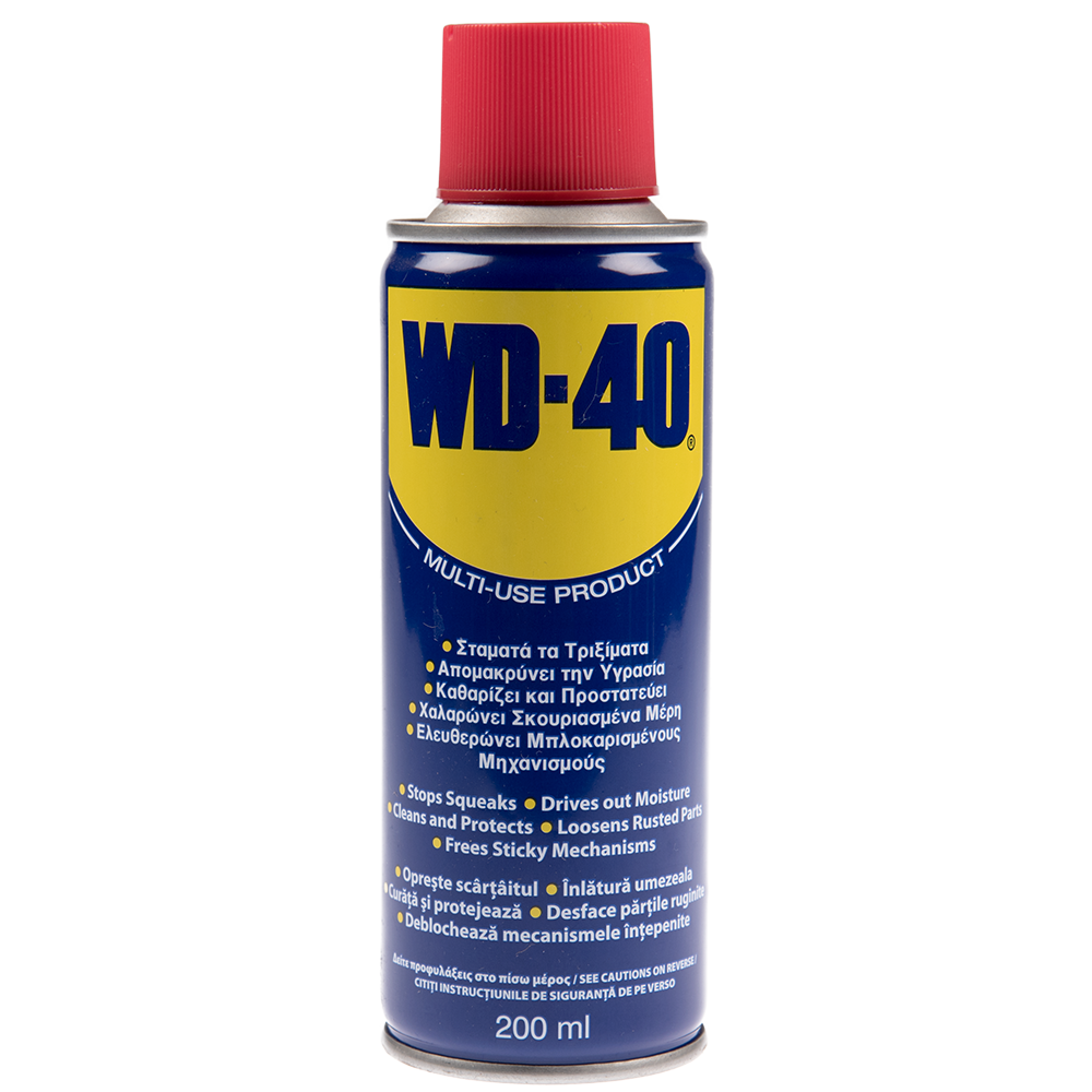 Spray Ulei Wd40 200 Ml