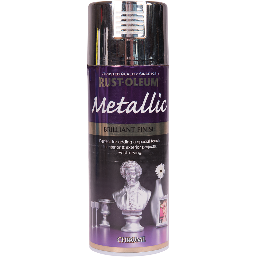 Spray metallic crom 400 ml