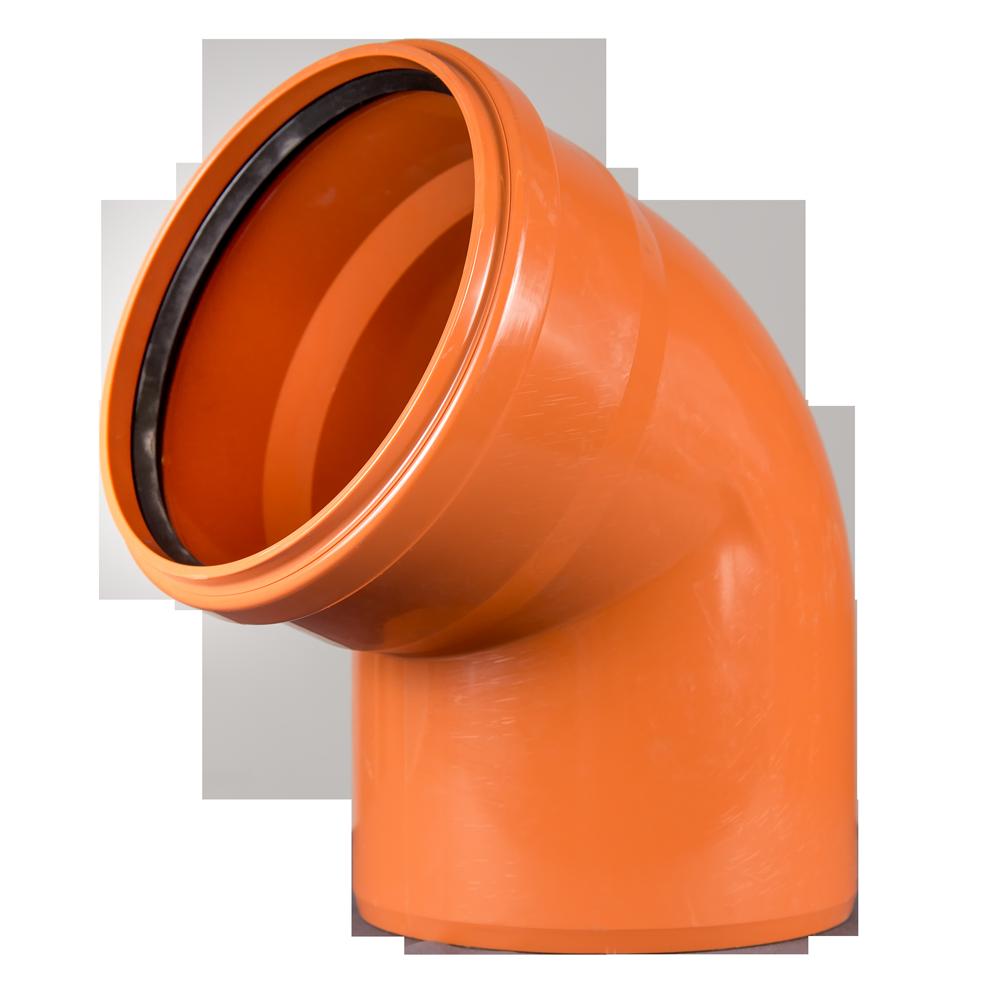 Cot PVC pentru canalizare exterioara Valplast, 200 mm, 67 grade mathaus 2021